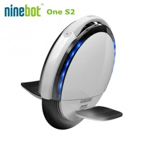 Ninebot One S2 Electric Unicycle Scooter - White
