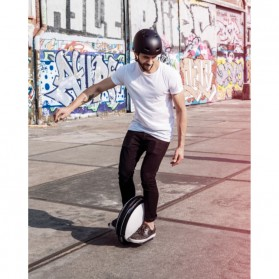Ninebot One S2 Electric Unicycle Scooter - White - 5
