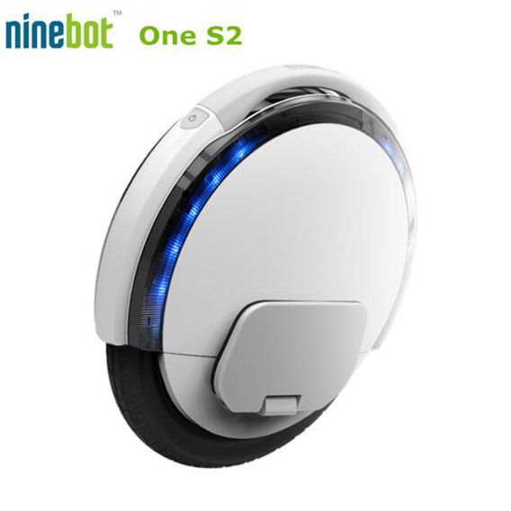Ninebot One S2 Electric Unicycle Scooter White