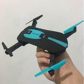 JUN YI TOYS Elfie FPV Quadcopter Pocket Drone WiFi 2MP 720P Camera - JY018 - Black - 2