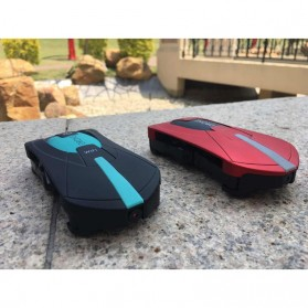 JUN YI TOYS Elfie FPV Quadcopter Pocket Drone WiFi 2MP 720P Camera - JY018 - Black - 5