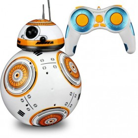 Star Wars BB-8 Robot Ball Remote Control RC - White