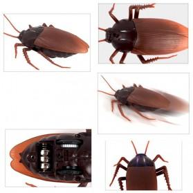 Giant Roach Mainan Prank Kecoa Dengan Remot Kontrol - H1 - 2