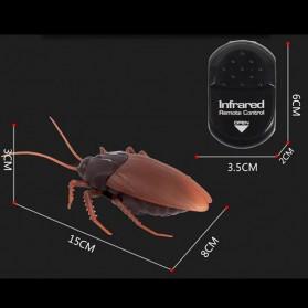 Giant Roach Mainan Prank Kecoa Dengan Remot Kontrol - H1 - 6
