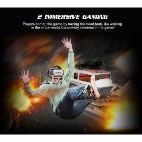 VR Box Virtual Reality Cardboard for Smartphone - White - 5