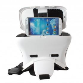 RITECH II VR Box Virtual Reality Cardboard for Smartphone - White - 7