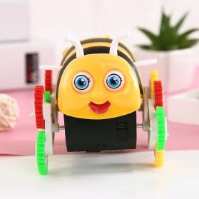 Mainan Kendaraan Model Tumbling Bee - Yellow - 2