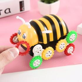 Mainan Kendaraan Model Tumbling Bee - Yellow - 3