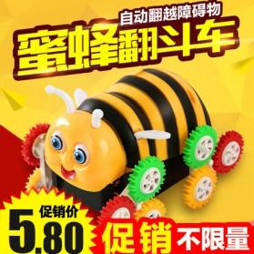 Mainan Kendaraan Model Tumbling Bee - Yellow - 4