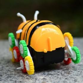 Mainan Kendaraan Model Tumbling Bee - Yellow - 6