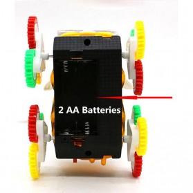 Mainan Kendaraan Model Tumbling Bee - Yellow - 7