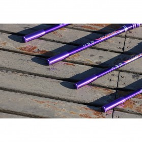 Zhenyi Joran Pancing Carbon Fiber Telescopic 2.1M - ZH07 - Purple - 4