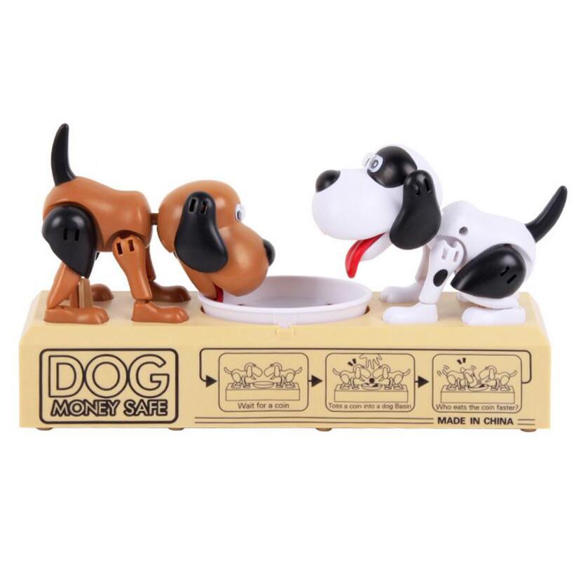 ... Celengan Koin Dog Money Safe - Brown - 3 ...