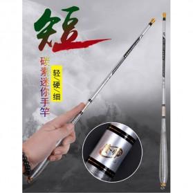 Joran Pancing High Carbon Fishing Rod 1.8 Meter - Silver