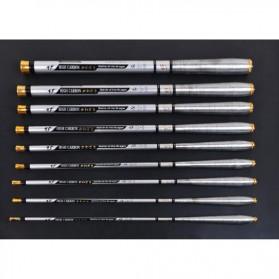 Joran Pancing High Carbon Fishing Rod 1.8 Meter - Silver - 2