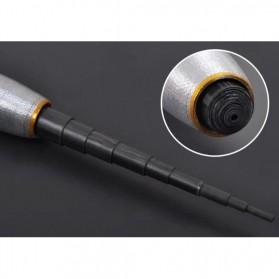 Joran Pancing High Carbon Fishing Rod 1.8 Meter - Silver - 4
