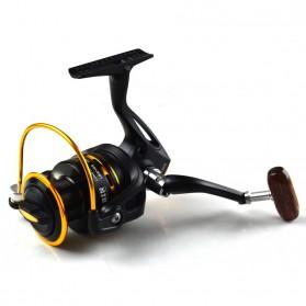 Hai Bin Reel Pancing 13 Ball Bearing - YA5000 - Black/Yellow