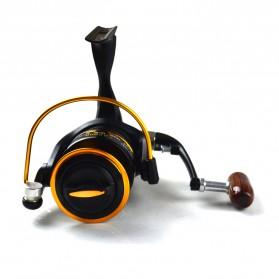 YINHAI Reel Pancing 13 Ball Bearing - YA5000 - Black/Yellow - 2