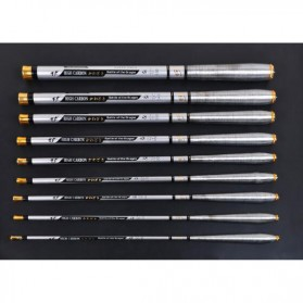 Joran Pancing High Carbon Fishing Rod 3.6 Meter - Silver - 2