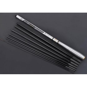 Joran Pancing High Carbon Fishing Rod 3.6 Meter - Silver - 6