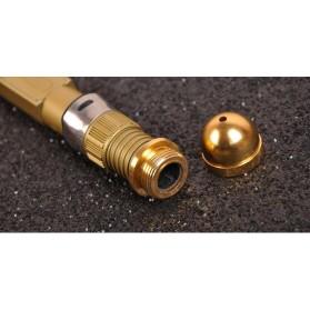 Balight Joran Pancing Mini Portable Fishing Rod 1.8 Meter - F0045 - Golden - 6