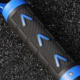 Tang Pancing Portable Fish Lip Gripper Alumunium - Blue - 7