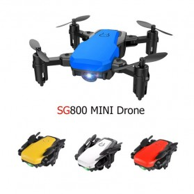 Mini Drone 4 Axis WiFi - SG800 - White - 3