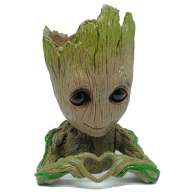 Miniatur Karakter Marvel Groot Guardians of the Galaxy - Model 3