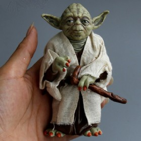 Action Figure Master Yoda Star Wars Series - Multi-Color - 1