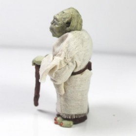 Action Figure Master Yoda Star Wars Series - Multi-Color - 3