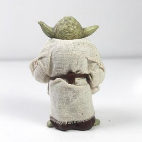 Action Figure Master Yoda Star Wars Series - Multi-Color - 4