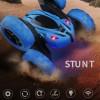 Remot Kontrol - JJRC Remote Control BRC Stunt Buggy Car 360 Degree Flip  2.4G 4CH- HY828 - Blue