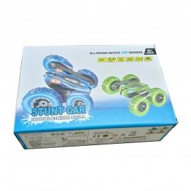 JJRC Remote Control BRC Stunt Buggy Car 360 Degree Flip  2.4G 4CH- HY828 - Blue - 7