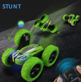 JJRC Remote Control BRC Stunt Buggy Car 360 Degree Flip  2.4G 4CH- HY828 - Blue - 5