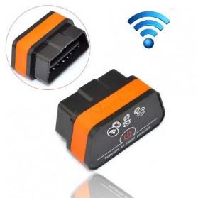 VGate ICAR 2 Car Diagnostic OBD2 ELM327 WiFi - Black/Orange