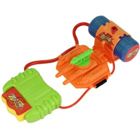 Mainan Pistol Air Pergelangan Tangan Wrist Water Gun 4M - Green