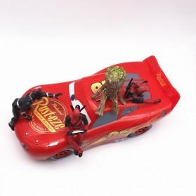 Action Figure Deadpool Marvel Series - Model 4 - Red - 8