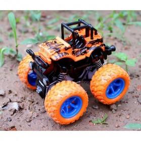 Monster Zap Mainan Mobil Jip Off Road 4 Drive Inertial Bigfoot - D400-1 - Multi-Color - 2