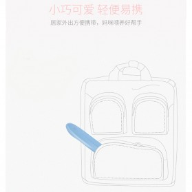 Sendok Bayi Soft Silicone BPA Free 2 PCS - BB1129 - Tosca - 9