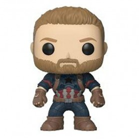 Action Figure Marvel Avengers Infinity War Series - Captain America 1