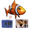 Air Swimmers Remote Control Flying Clownfish - Orange