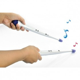 Aerodrums Electronic Drum Sticks - Silver