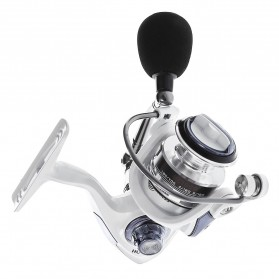 LIEYUWANG HC4000 Reel Pancing 13 Ball Bearing Gear - White - 2
