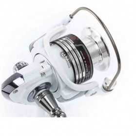 LIEYUWANG HC2000 Reel Pancing 13 Ball Bearing Gear - White - 2
