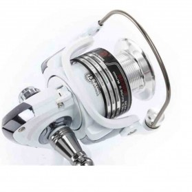 LIEYUWANG HC2000 Reel Pancing 13 Ball Bearing Gear - White - 3