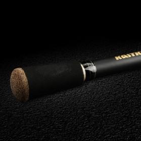 KastKing BlackHawk II Joran Pancing Carbon Fiber Casting Rod 2.03M - Black - 11