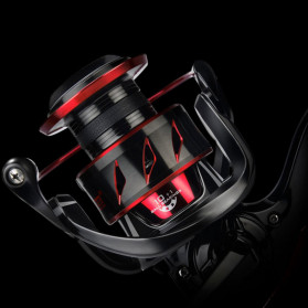 KastKing Sharky III Reel Pancing 10+1 Ball Bearing 18KG 3000 Series - Black - 5