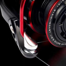 KastKing Sharky III Reel Pancing 10+1 Ball Bearing 18KG 3000 Series - Black - 7