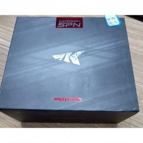 KastKing Sharky III Reel Pancing 10+1 Ball Bearing 18KG 3000 Series - Black - 10