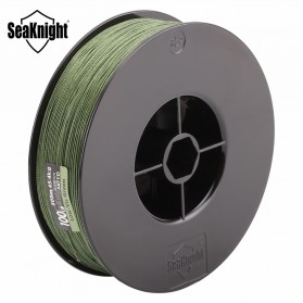 Seaknight Monster W8 Senar Tali Pancing 8 Strands 0.4mm 500 Meter - Line 6 - Green - 4
